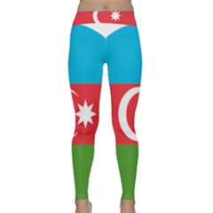 Roundel Of Azerbaijan Air Force Classic Yoga Leggings