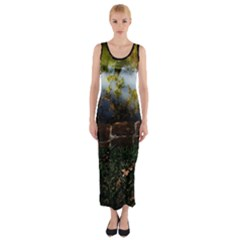 Highland Park 10 Fitted Maxi Dress by bestdesignintheworld