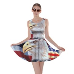 United States Of America Images Independence Day Skater Dress
