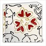 Love Love hearts Pencil Cases