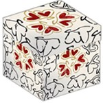 Love Love Hearts Storage Stool 12