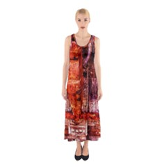 Antick Gate 2 Sleeveless Maxi Dress by bestdesignintheworld