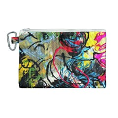 Rumba On A Chad Lake 13 Canvas Cosmetic Bag (large) by bestdesignintheworld