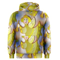 Seamless Repeat Repeating Pattern Men s Pullover Hoodie