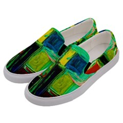 Marakesh 5 Men s Canvas Slip Ons by bestdesignintheworld