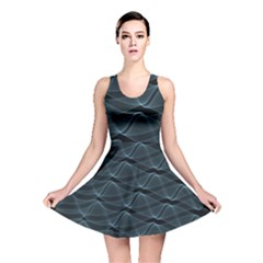 Desktop Pattern Vector Design Reversible Skater Dress