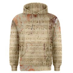 Art Collage Design Colorful Color Men s Pullover Hoodie