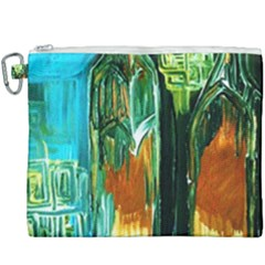 Ceramics Of Ancient Land 2 Canvas Cosmetic Bag (xxxl) by bestdesignintheworld