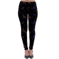 Falcons Lightweight Velour Leggings by greenthanet