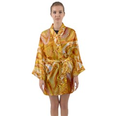 Twirl Long Sleeve Kimono Robe by stephenlinhart
