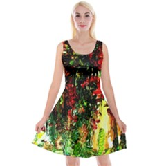 Resort Reversible Velvet Sleeveless Dress by bestdesignintheworld