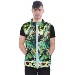 Jealousy   Battle Of Insects 4 Men s Puffer Vest by bestdesignintheworld