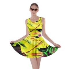 Spooky Attick 3 Skater Dress by bestdesignintheworld