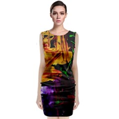 Spooky Attick 7 Classic Sleeveless Midi Dress by bestdesignintheworld