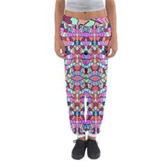 Artwork By Patrick Colorful 38 Women s Jogger Sweatpants by ArtworkByPatrick