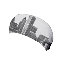 Architecture City Skyscraper Yoga Headband by Simbadda