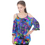 Activating Potential - Flutter Sleeve Tee