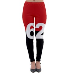 The 26th Of July Movement Flag Lightweight Velour Leggings by abbeyz71