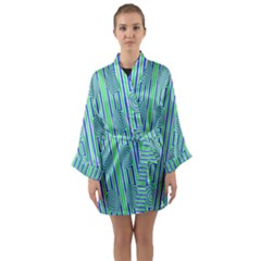Pattern Factory 4181a Long Sleeve Kimono Robe by MoreColorsinLife