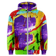 Untitled Island 2 Men s Zipper Hoodie by bestdesignintheworld
