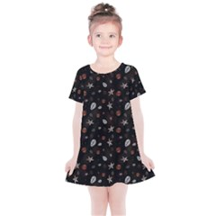 Kids  Beach Combers Simple Cotton Dress by JustKids