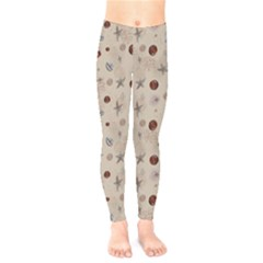 Beach Combers Kids  Legging by JustKids