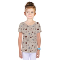 Beach Combers  Kids  One Piece Tee by JustKids
