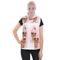 Stay Cool Women s Button Up Vest by ZephyyrDesigns