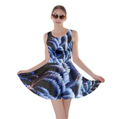 Black Swan Skater Dress by greenthanet
