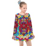 Festivity - Kids  Long Sleeve Dress