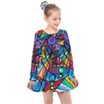 Lyra - Kids  Long Sleeve Dress