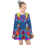 Sheap From The Heart - Kids  Long Sleeve Dress