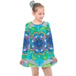Openness - Kids  Long Sleeve Dress