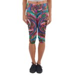 Comfort - Capri Yoga Leggings