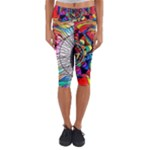 Return to Source - Capri Yoga Leggings