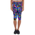 Activating Potential - Capri Yoga Leggings