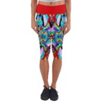 Receive - Capri Yoga Leggings