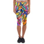 Nature Of Sex - Capri Yoga Leggings
