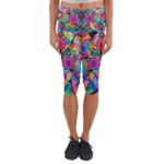 Positive Intention - Capri Yoga Leggings