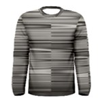 Striped Punk Mens Longsleeve