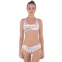 Cats Criss Cross Bikini Set by luizavictorya72