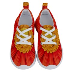 Flower Plant Petal Summer Color Running Shoes by Sapixe