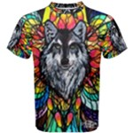 Wolf - Men s Cotton Tee