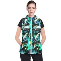 Brain Reflections Women s Puffer Vest by bestdesignintheworld