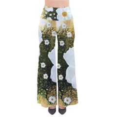 Summer Anemone Sylvestris So Vintage Palazzo Pants by Nexatart