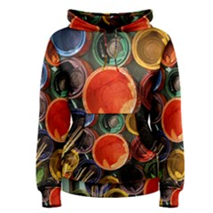 Color Box Colorful Art Artwork Women s Pullover Hoodie
