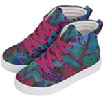 Collection: Acquerello<br>Print Design: Scents of Spring<br>Style: Hi-Top Sneakers