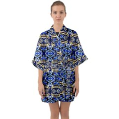 1 Quarter Sleeve Kimono Robe by ArtworkByPatrick1