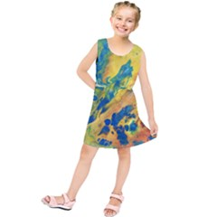 Sunfire Kids  Tunic Dress by lwdstudio
