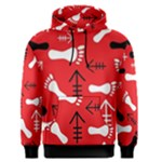 RED SWATCH#2 Men s Pullover Hoodie